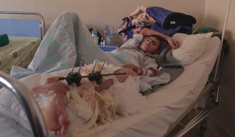 Syrie – Soins de santé pour les réfugiés