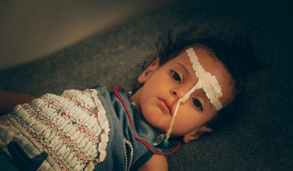 Jemen : Meine Kinder sind von den Bomben traumatisiert.