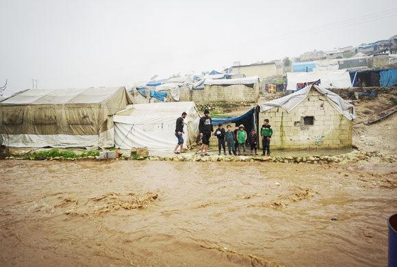 Syrie : Inondations aux conséquences dramatiques