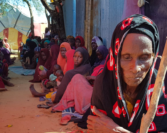 Somalie :  Un cruel manque d'eau