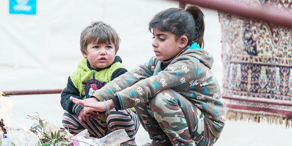Winter Bosnien : Helfen wir den Waisen