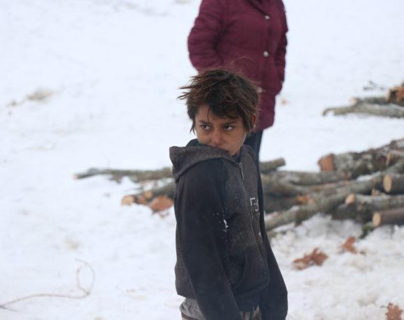 Luttons contre le froid en Macédoine !