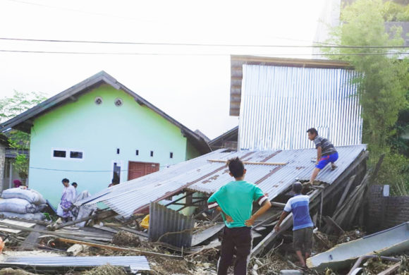 Indonésie Séisme – Tsunami