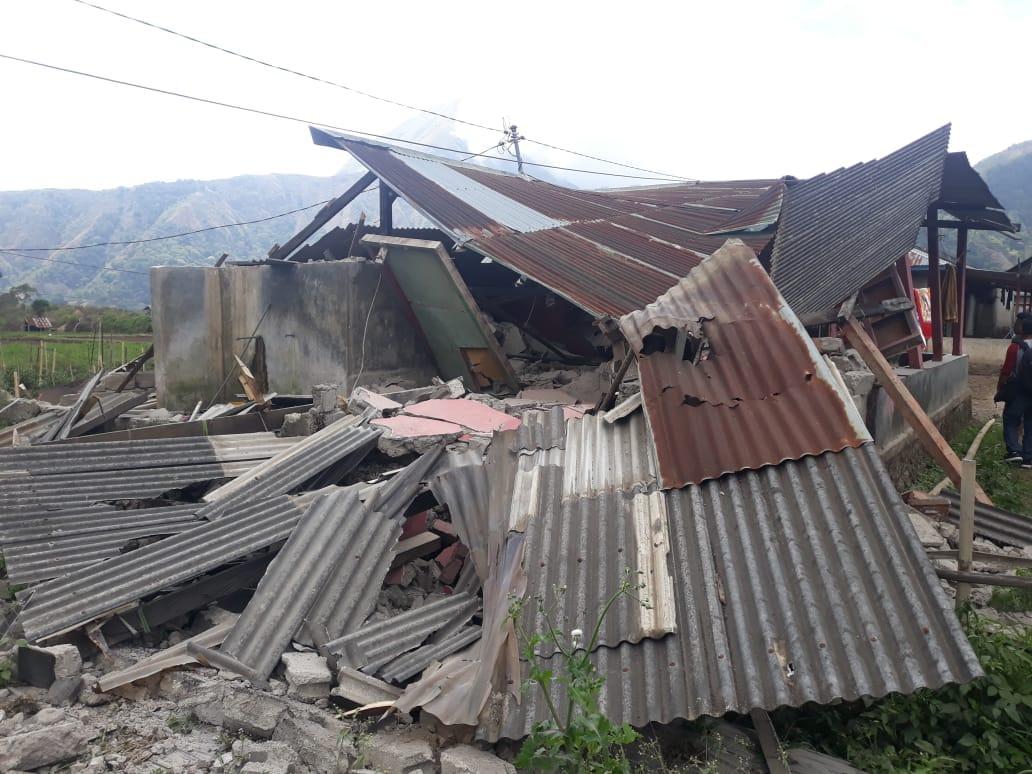 Urgence Indonésie