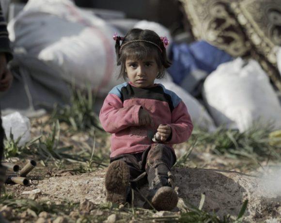 Un hiver rude en Syrie