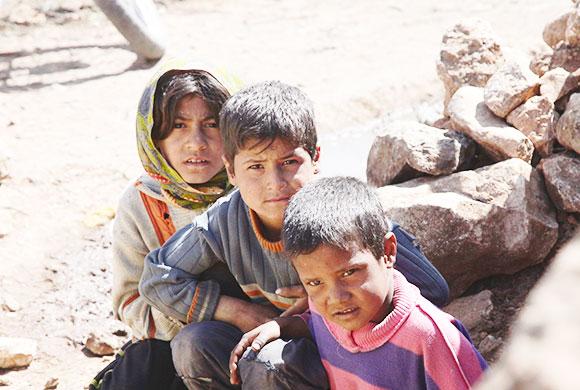 Syrie : Des enfants à l'école et non ailleurs…