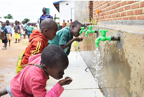 L'accès à l'eau change tout !