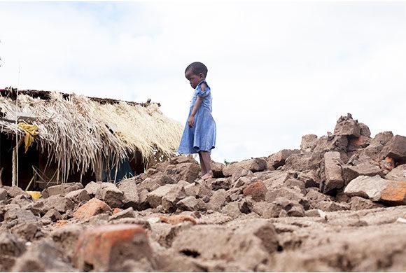 Le cyclone IDAI détruit le Mozambique