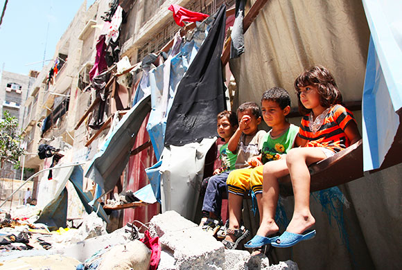 Gaza : Ce Ramadan, j'agis pour les Palestiniens !