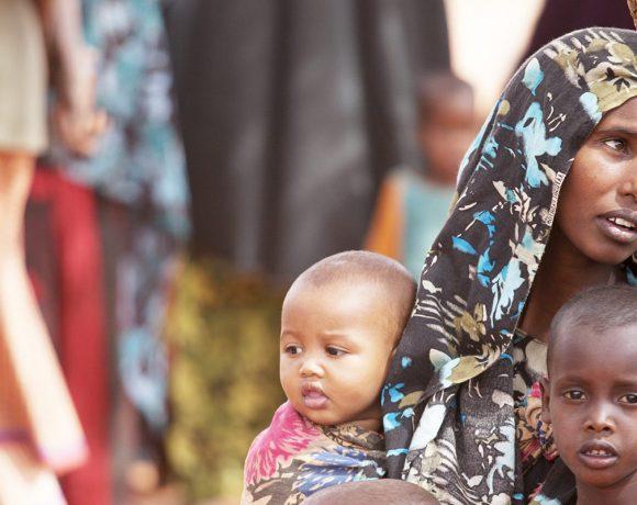 Die Hungersnot in Afrika: Die Zahlen steigen