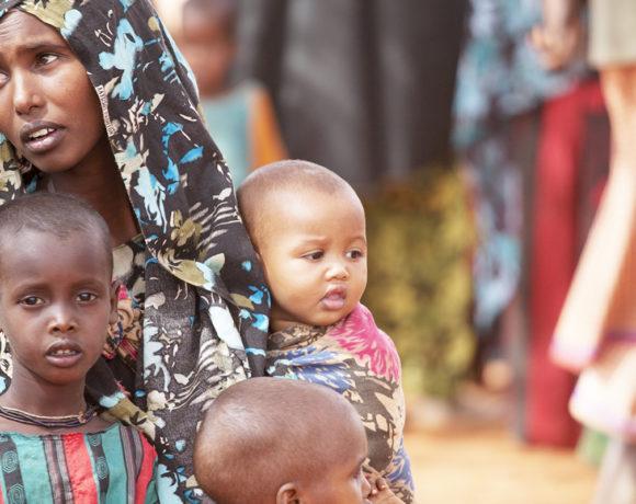 La Famine en Afrique : Des chiffres en progression