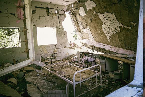 Yémen : Un pays en ruines
