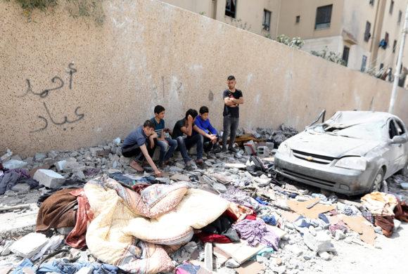 Gaza : Ensemble, nous pouvons reconstruire la Palestine
