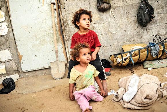 Hiver Gaza : Soutenons les familles d'orphelins