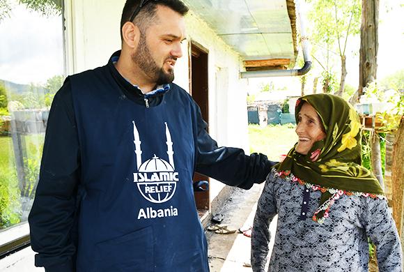 Pourquoi choisir Islamic Relief ?