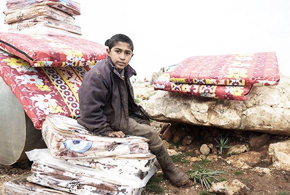 Syrien : Ein völlig verwüstetes Land