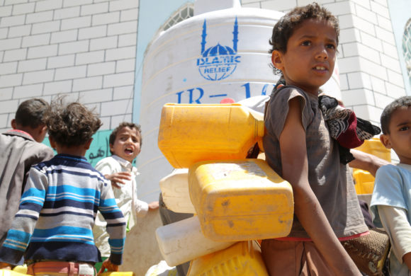 Notfall Yemen Ramadan
