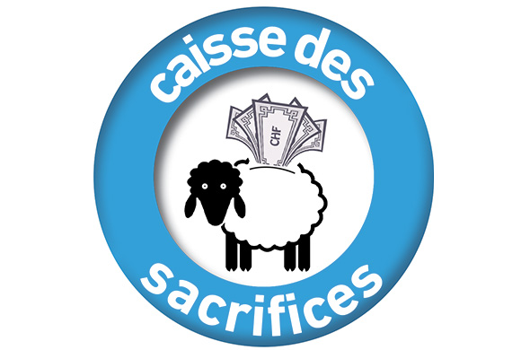 caisse sacrifices