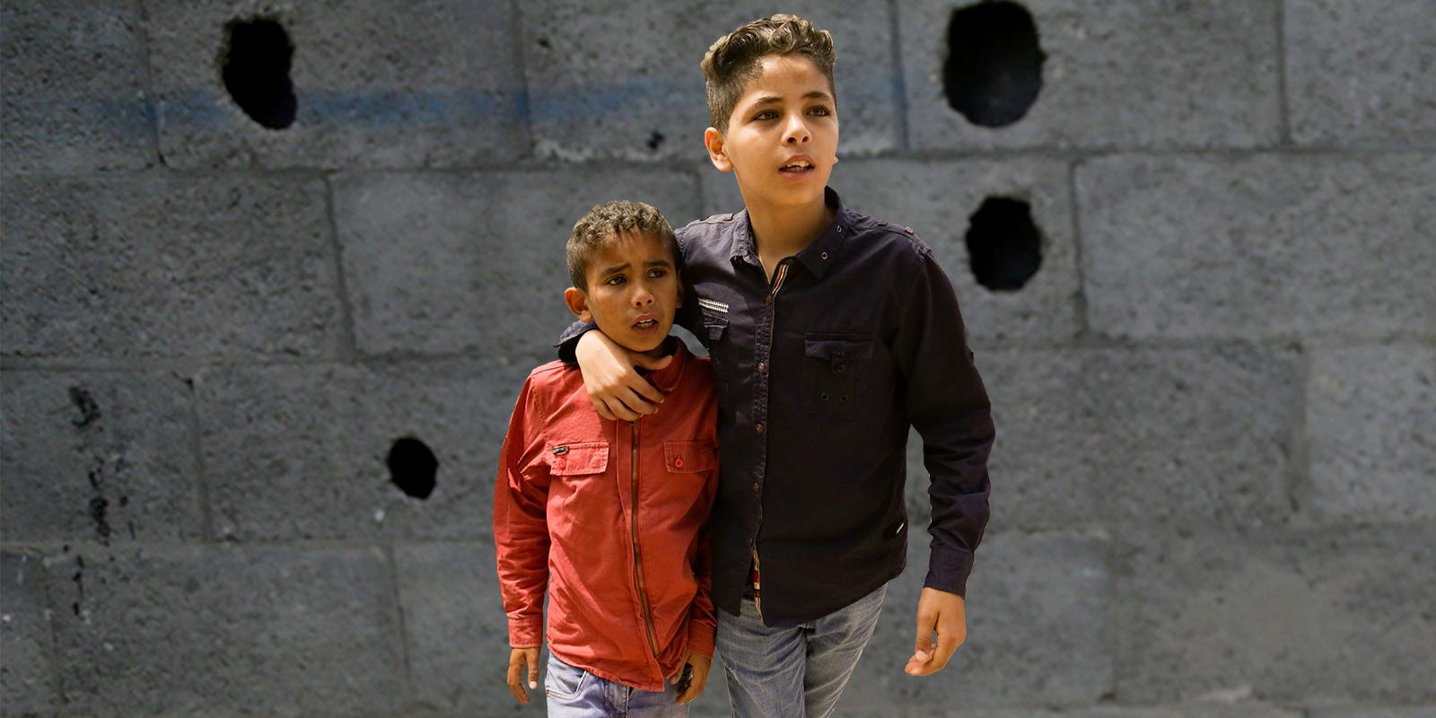 Unterstützen wir die Waisen von Gaza