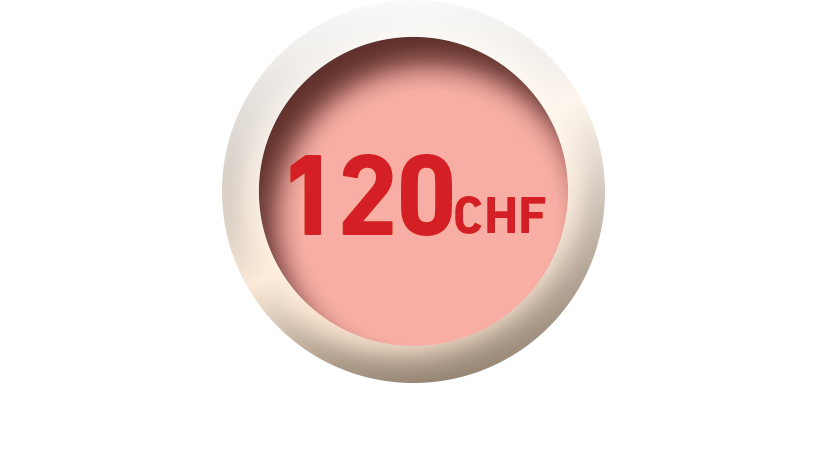 pastille prix 120
