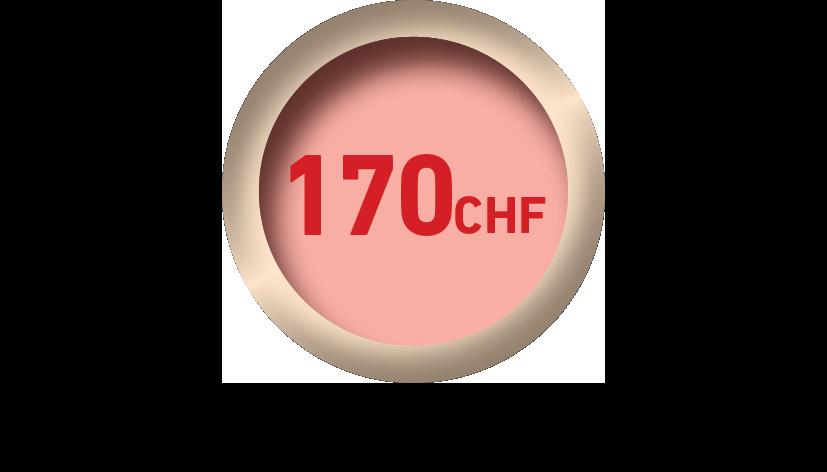 pastille prix 170