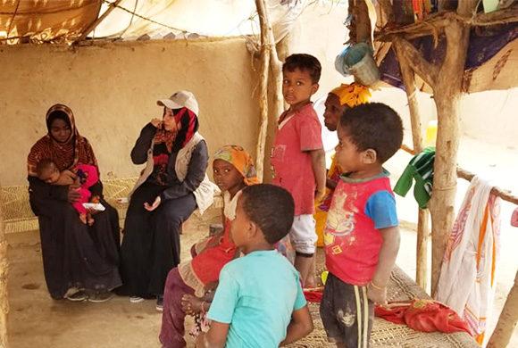 Jemen Kern aller Plagen