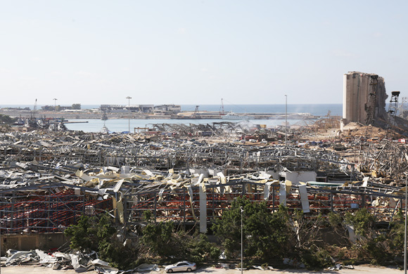 Libanon Ein bankrottes Land