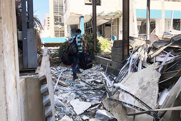 Notfall Libanon
