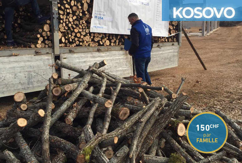 hiver Kosovo