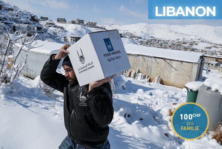 Islamic Relief im Libanon