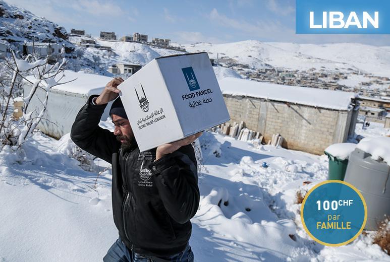 hiver Liban