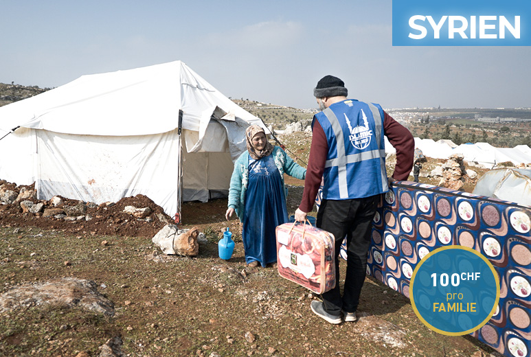 Islamic Relief in Syrien