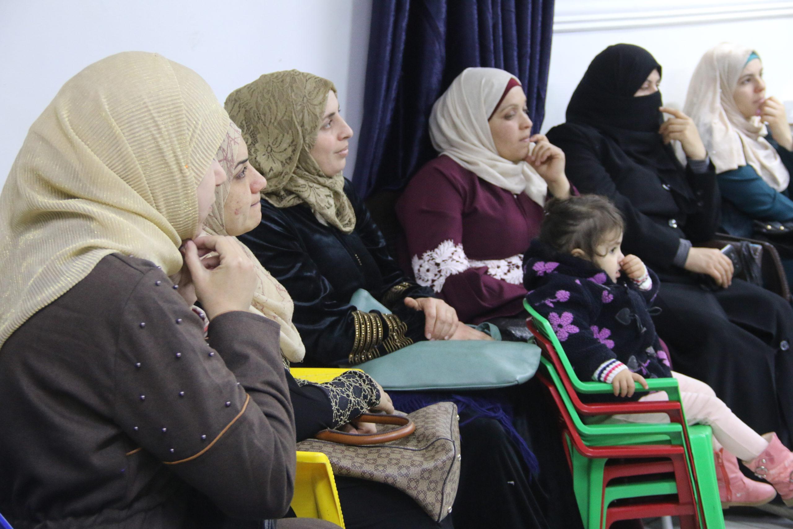 jordanie refugies syrie