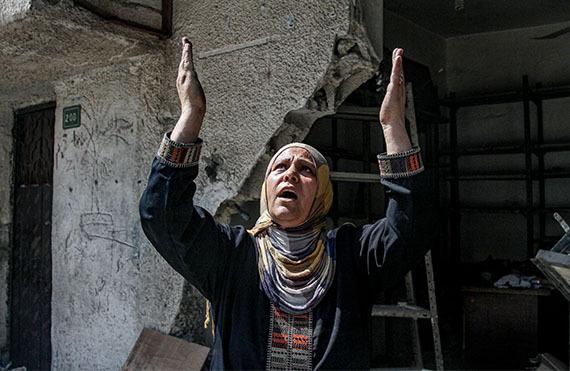Palästina braucht uns!