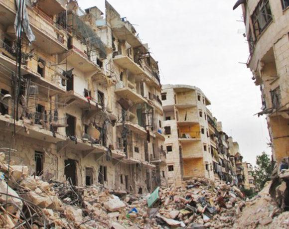 """Syrien : """"Angst in die Schule """""""